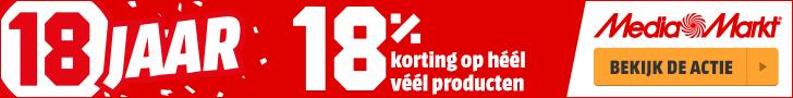 MediaMarkt 18 jaar