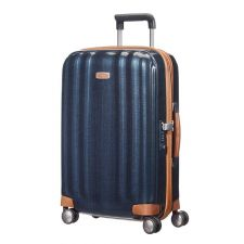 Samsonite Lite-Cube DLX Spinner 76 midnight blue Harde Koffer