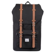 Herschel Supply Co. Little America Rugzak black/tan
